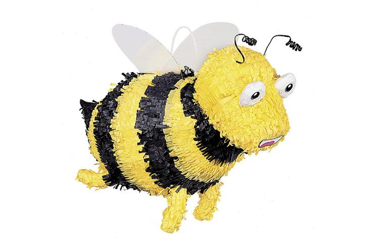 Avis et Test Pinata : abeille / bourdon