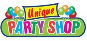 Logo pinata abeille : Unique Party Shop