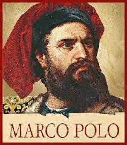 Marco Polo en lien avec les pinatas
