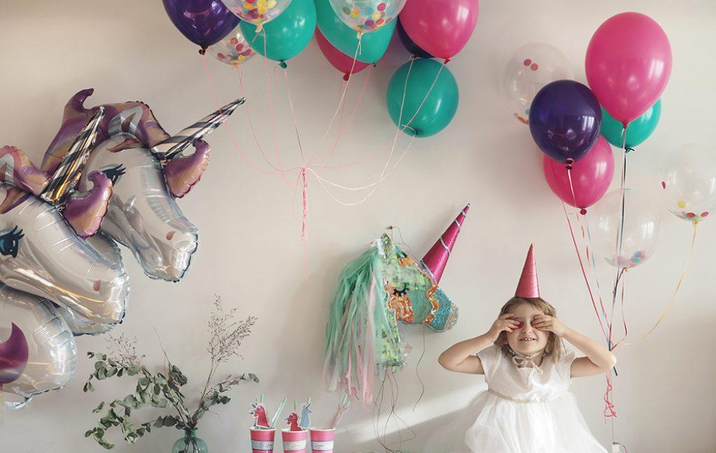 La pinata licorne : un excellent choix pour une fête d'anniversaire