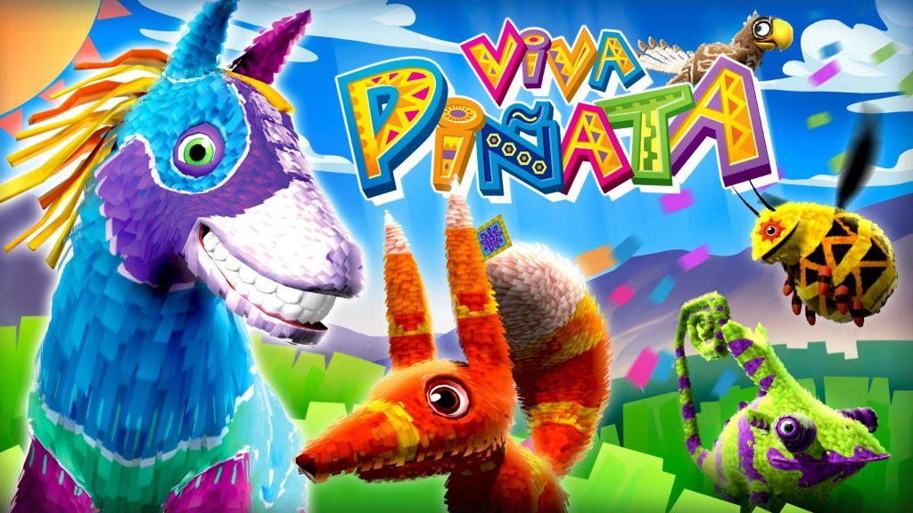 Viva pinata : le jouet au coeur du jeu vidéo