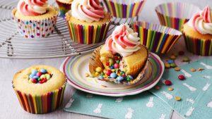 les meilleurs pinatas cup cakes